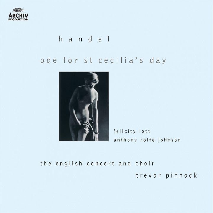 Handel: Ode for St. Cecilia's Day 0028947454928