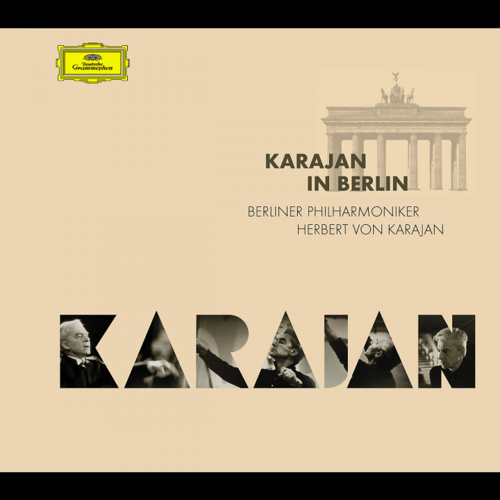 Karajan-Berlin-Album (Set) 0028947472128