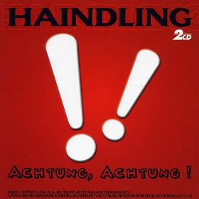 Haindling, Achtung, Achtung!, 00602498089262