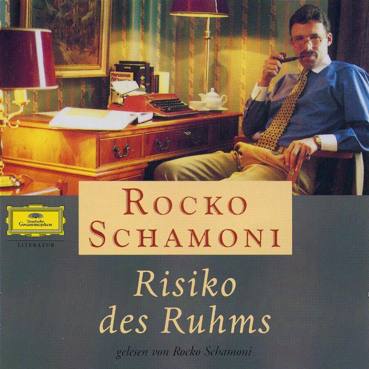 Rocko Schamoni: Risiko des Ruhms 0602498071924
