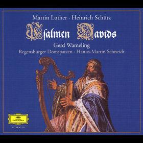 Gerd Wameling, Psalmen Davids, 00602498072257