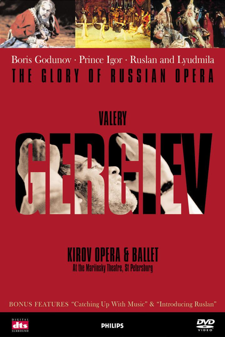 The Glory of Russian Opera 0044007509997