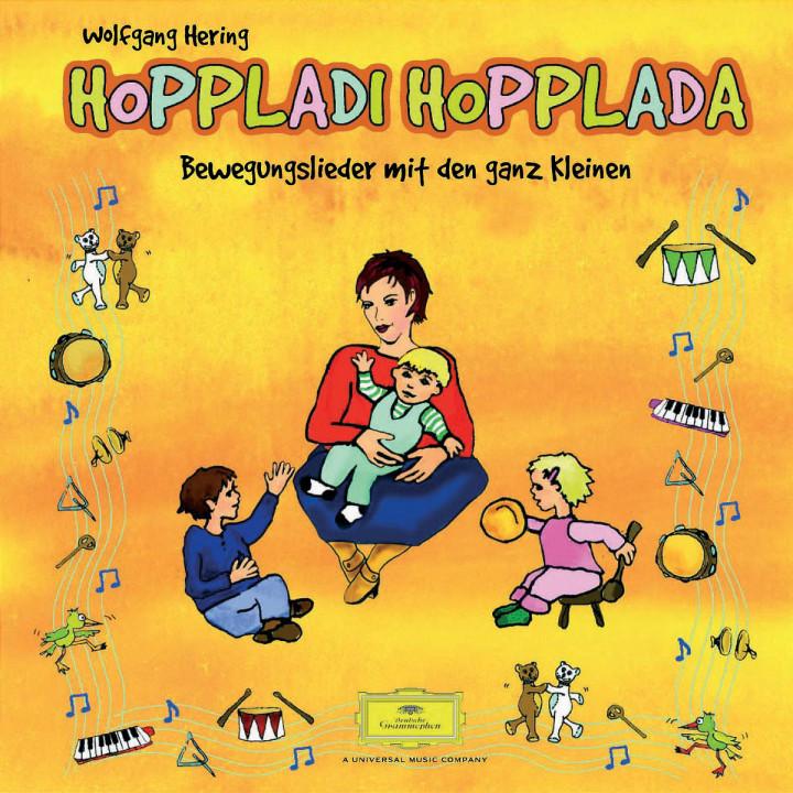 Hoppladi Hopplada - Bewegungslieder mit den ganz Kleinen 0044003956429