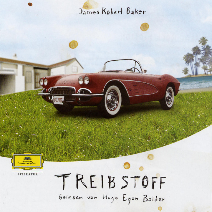 James Robert Baker: Treibstoff 0602498071843