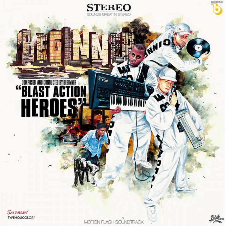 Blast Action Heroes 0602498655582