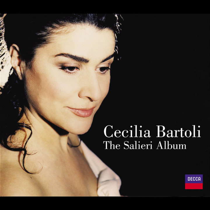 Cecilia Bartoli: The Salieri Album 0028947510026