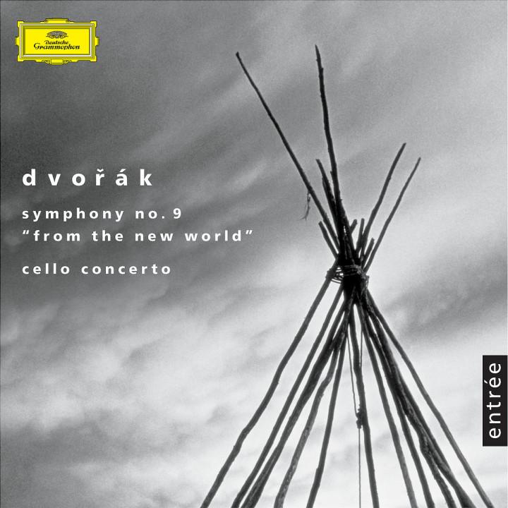 "Dvorák: Symphony No.9 ""From the new world""; Cello Concerto Op.104 0028947416722"