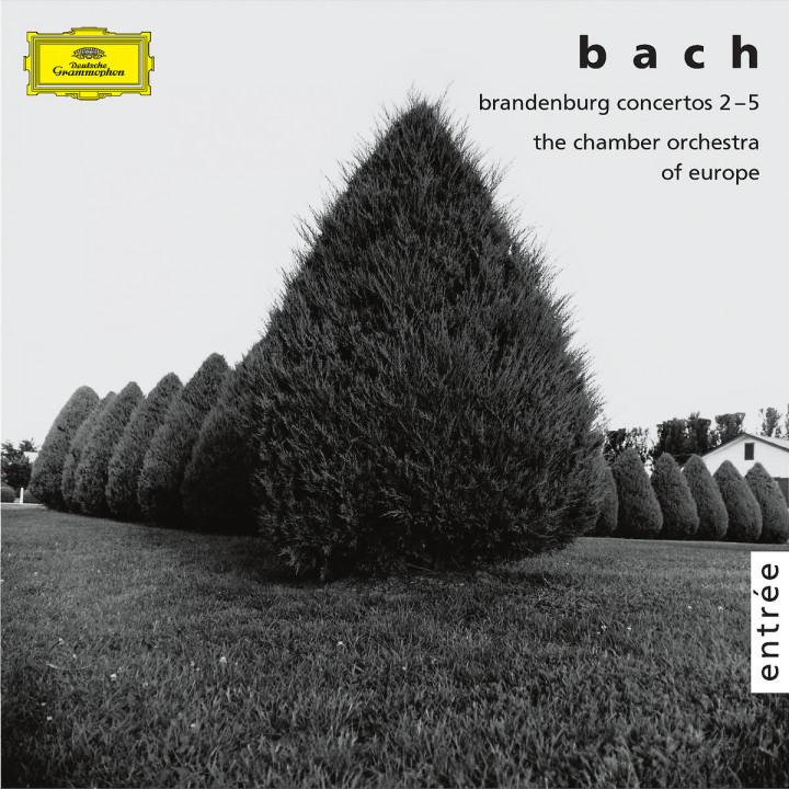 J.S. Bach: Brandenburg Concertos Nos.2 - 5 0028947456023