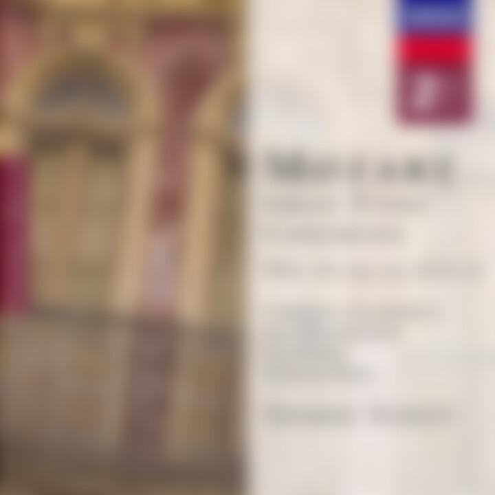 Mozart: Great Piano Concertos 0028947518127