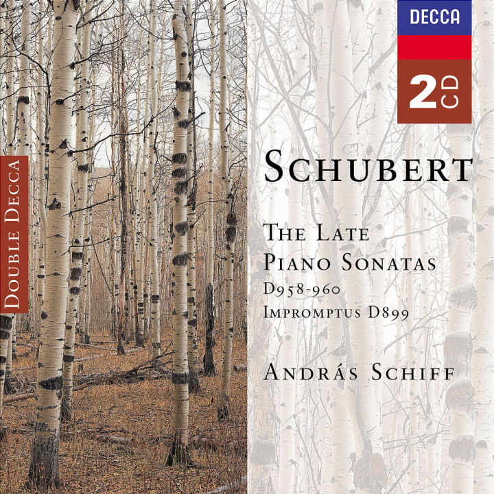 Schubert: The Late Piano Sonatas 0028947518426
