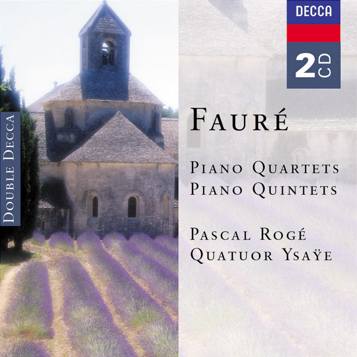 Fauré: Piano Quartets & Piano Quintets 0028947518725