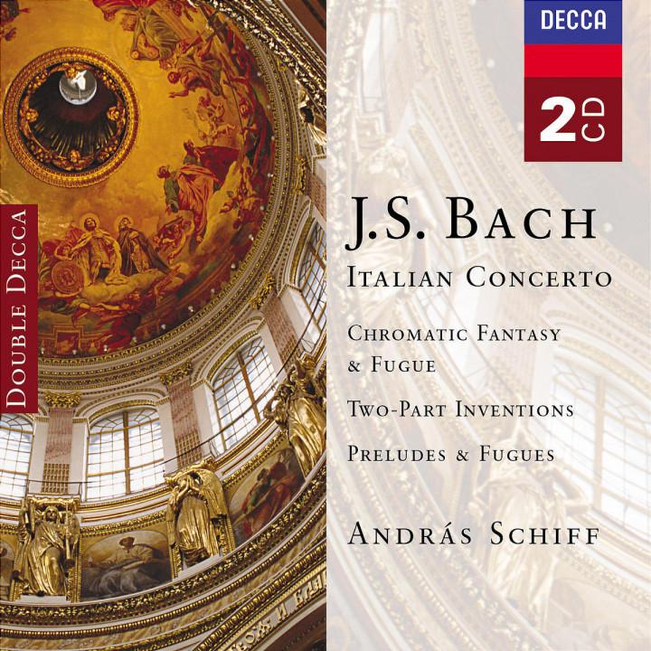 Bach: Solo Keyboard Works 0028947519324