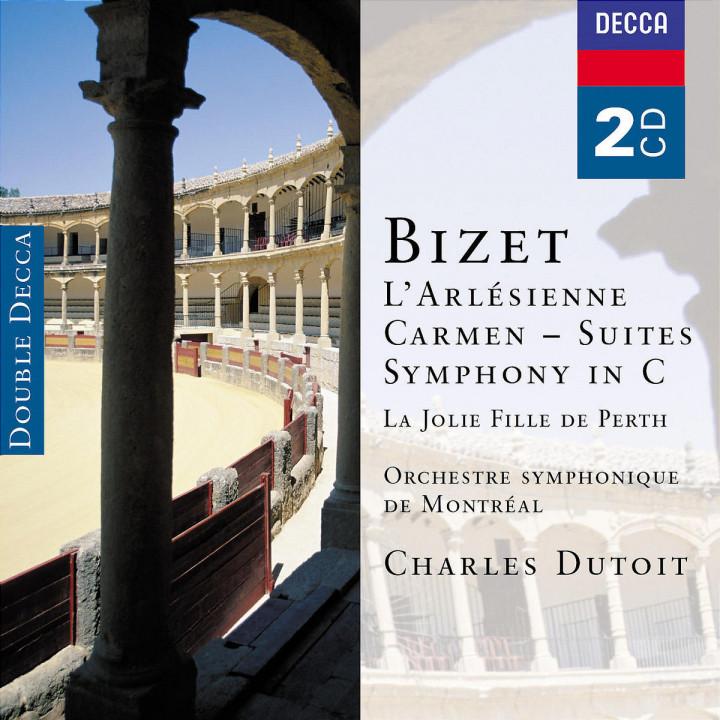 Bizet: L'Arlesienne & Carmen Suites 0028947519025