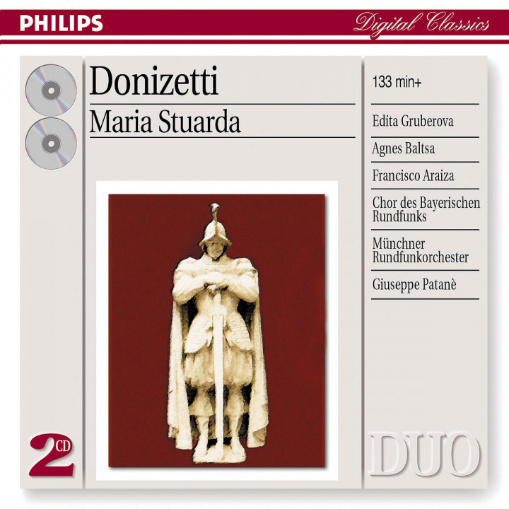 Donizetti: Maria Stuarda 0028947522423