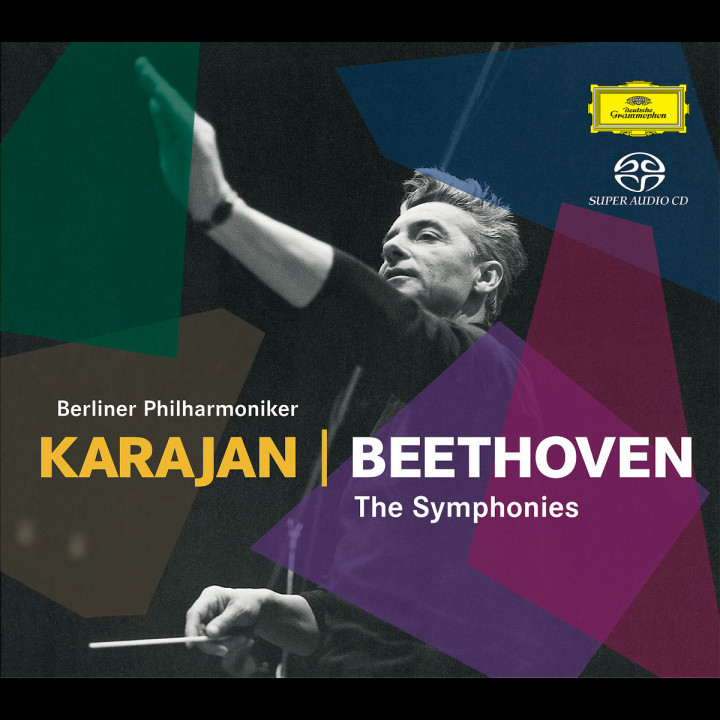 Beethoven: Symphonies Nos. 3 & 4 0028947460020