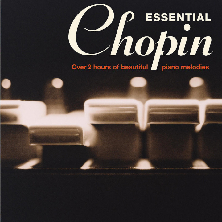 Essential Chopin 0028947387620