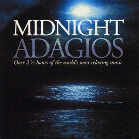 Johannes Brahms, Midnight Adagios, 00028947500421