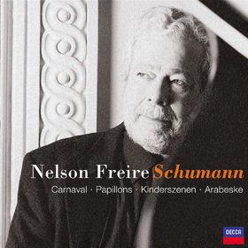 Robert Schumann, Carnaval, Papillons, Kinderszenen, Arabeske, 00028947390220
