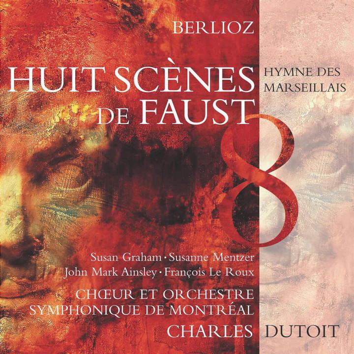 Berlioz: Huit Scènes de Faust 0028947509723