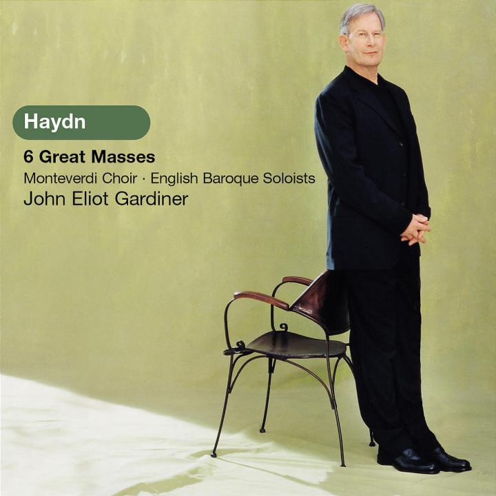 Haydn: 6 Great Masses 0028947510129