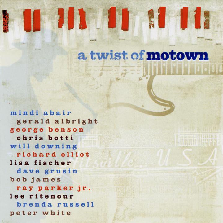 Twist of Motown 0044007603121