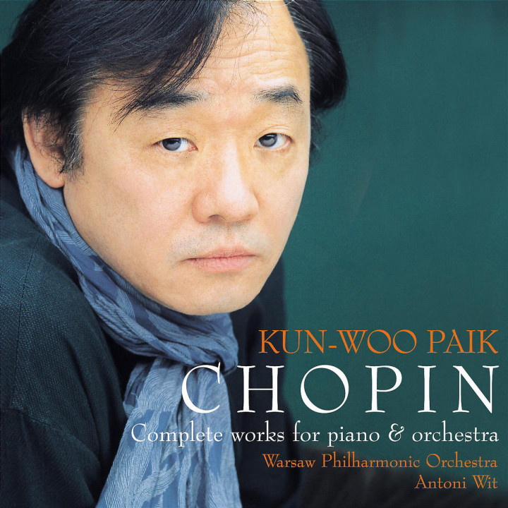 Chopin: The Complete Works for Piano & Orchestra 0028947516929