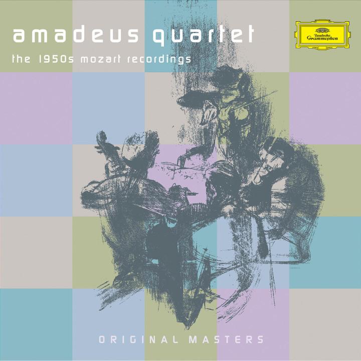 Amadeus Quartet - The 1950s Mozart Recordings 0028947400022