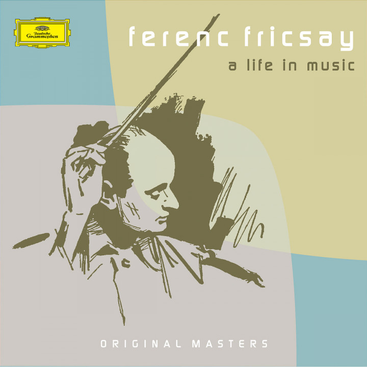 Ferenc Fricsay: A Life In Music 0028947438328