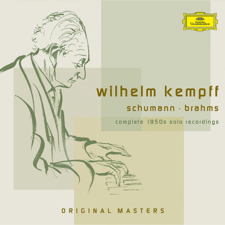 Schumann / Brahms: Complete 1950s Solo Recordings 0028947439329