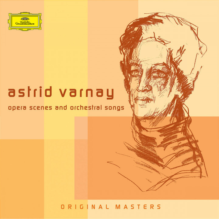Wagner, Beethoven, Verdi: Astrid Varnay - Complete Opera Scenes and Orchestral Songs on DG 0028947441025
