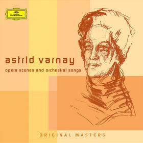 Diverse Künstler, Wagner, Beethoven, Verdi: Astrid Varnay - Complete Opera Scenes and Orchestral Songs on DG, 00028947441021