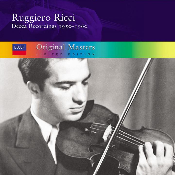 Ruggiero Ricci - Original Masters 0028947510521