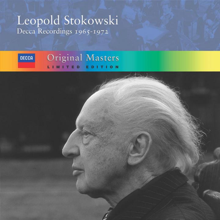 Leopold Stokowksi: Decca Recordings 1965-1972 - Original Masters 0028947514525