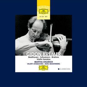 Collectors Edition, Beethoven - Schumann - Brahms: Complete Violin Sonatas, 00028947464822