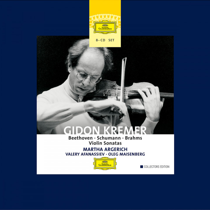 Beethoven - Schumann - Brahms: Complete Violin Sonatas 0028947464828