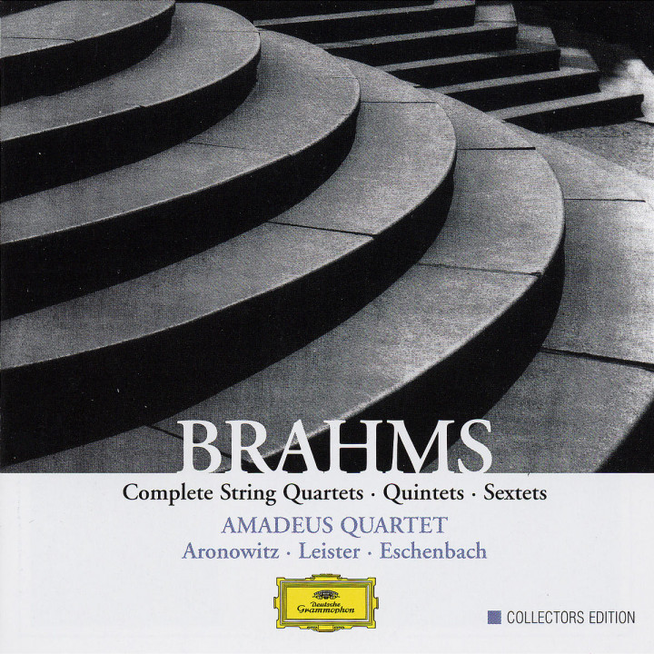 Brahms: Complete String Quartets, Quintets & Sextets 0028947435820