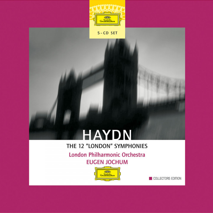 "Haydn: The 12 ""London"" Symphonies 0028947436429"