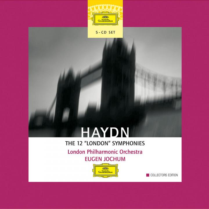 "Haydn: The 12 ""London"" Symphonies 0028947436429"