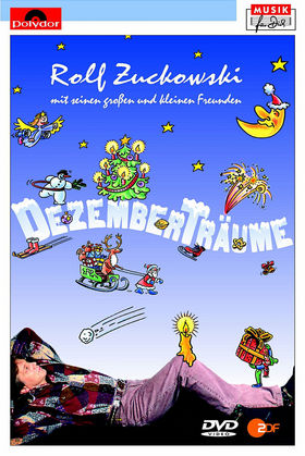 Rolf Zuckowski, Dezemberträume, 00602498654682