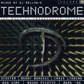 Technodrome, Technodrome (Vol. 18), 00602498119396
