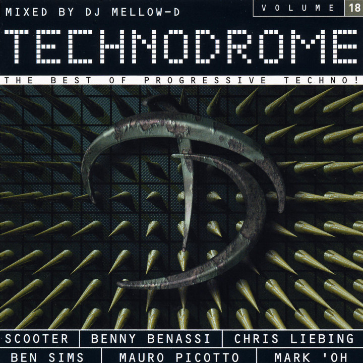 Technodrome (Vol. 18) 0602498119394