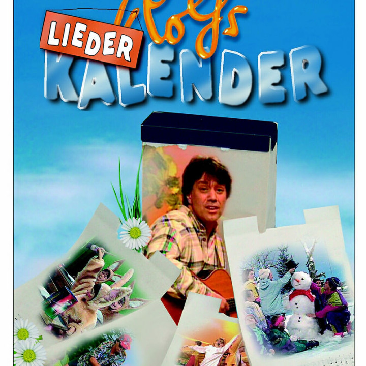 Rolfs Liederkalender 0602498654709