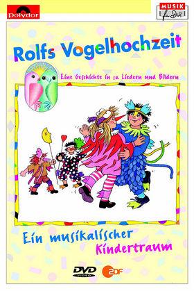 Rolf Zuckowski, Rolfs Vogelhochzeit, 00602498654729