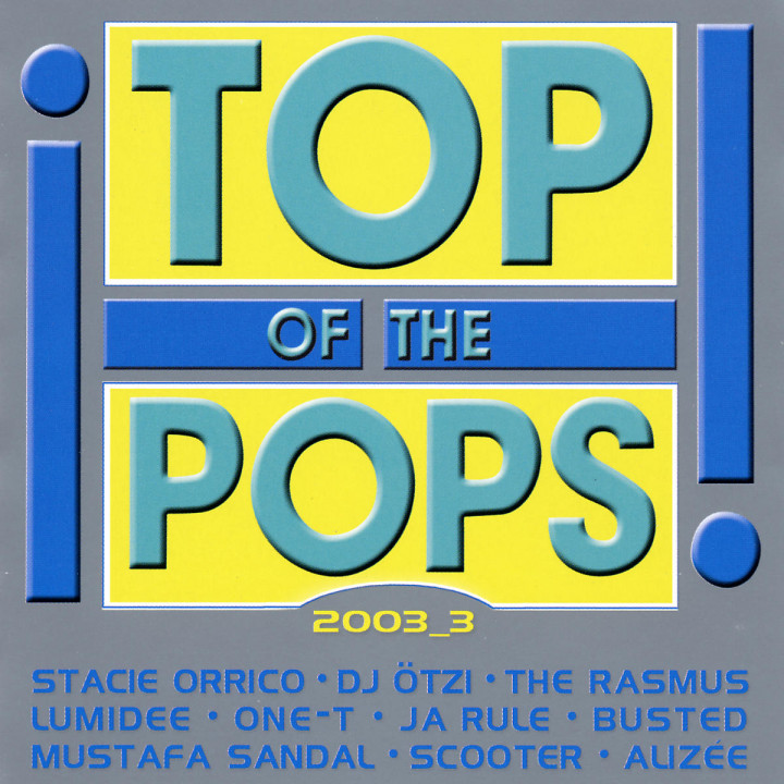 Top Of The Pops 2003 (Vol. 3) 0602498119305