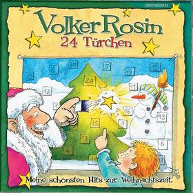 Volker Rosin, 24 Türchen, 00602498094150