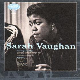 Sarah Vaughan, Sarah Vaughan, 00602498607794