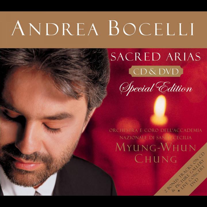 Andrea Bocelli: Sacred Arias 0028947536028