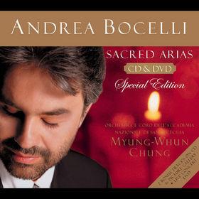 Georg Friedrich Händel, Andrea Bocelli: Sacred Arias, 00028947536024