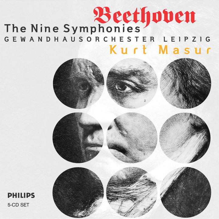 Beethoven: The Symphonies 0028947527222