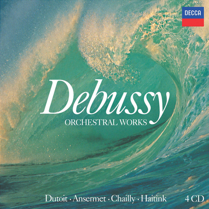 Debussy: Orchestral Works 0028947531322